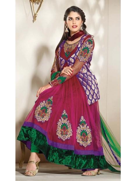 Salwar kameez- an unparalleled ethnic attire | bharatplaza fashion gallery | Scoop.it
