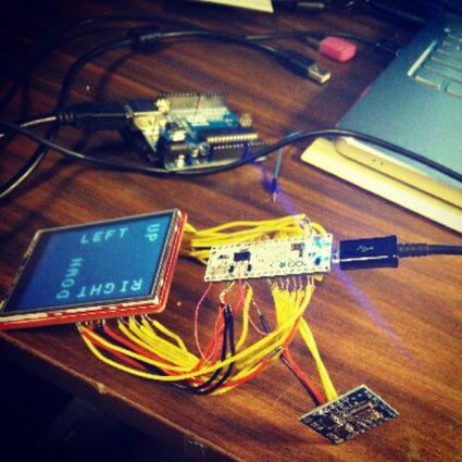 Insta-Arduino   Attactched RTC module #arduino by sirhoothoot @...   Raspberry Pi   Scoop.it