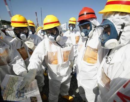 Fukushima: Abe somme Tepco de régler le problème des fuites d'eau   Tout est relatant   Scoop.it