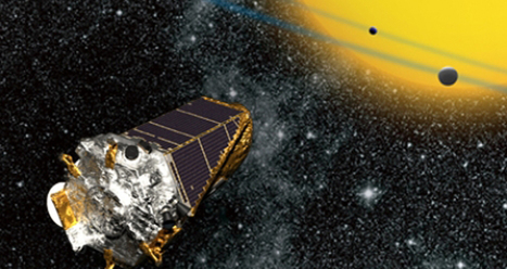 NASA ends attempts to fully recover Kepler spacecraft - Astronomy Magazine | JOIN SCOOP.IT AND FOLLOW ME ON SCOOP.IT | Scoop.it
