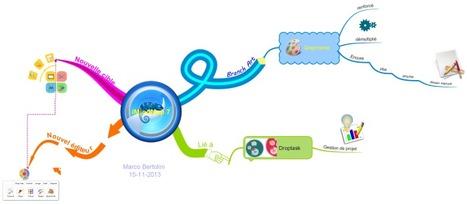 iMindMap 7 : l'efficacité alliée au plaisir de la créativité ! | François MAGNAN  Formateur Consultant | Scoop.it