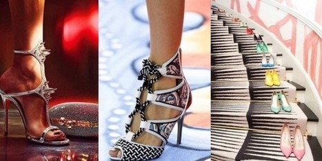 Scarpe: le donne dalla caviglia in giù, una passione femminile - Sfilate | Moda Donna - sfilate.it | Scoop.it