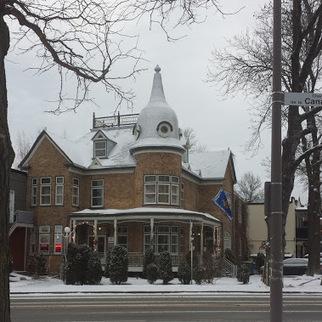 Quelques flocons et le décor est de retour en hiver... | The Blog's Revue by OlivierSC | Scoop.it