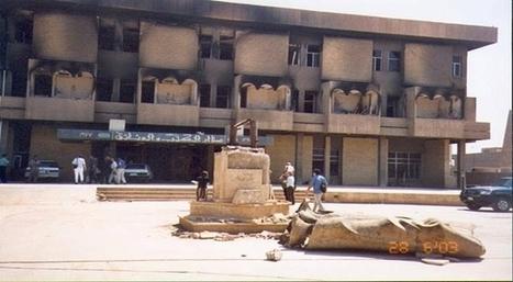 La bibliothèque nationale irakienne numérise ses fonds pour se protéger de l'Etat islamique | philosophie du Libre et du commun | Scoop.it
