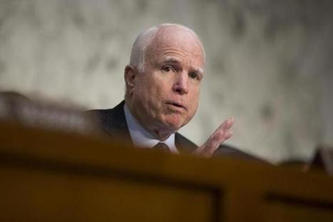 McCain still supports Trump, despite concern about foreign policy skills - The Boston Globe   Upsetment   Scoop.it