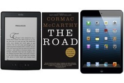 Why and when the iPad is the best e-reader   iPads, MakerEd and More  in Education   Scoop.it