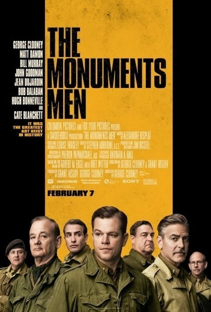 HD Watch The Monuments Men Full Movie Online | Free Download | All Latest Movies Available IN HD Quality | All Latest Movies Available IN HD Quality | Scoop.it