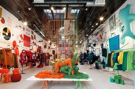 Pop up store à New York | France | E-commerce, M-commerce : digital revolution | Scoop.it