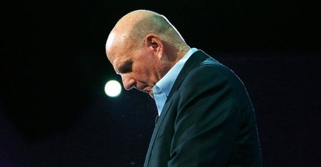 Microsoft CEO Steve Ballmer Bids Tearful Farewell [VIDEO] | Innovation and Execution and Other | Scoop.it