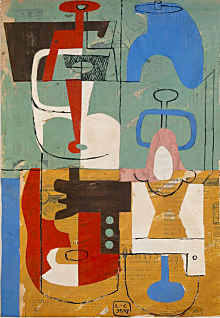 Ellen Shapiro on Le Corbusier's Paintings and Collages | Contemporary Architecture | Scoop.it