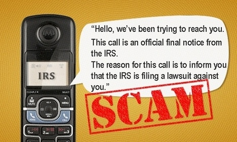 Avoid Being a Tax Scam Victim | Holistic Financial Planning | Scoop.it