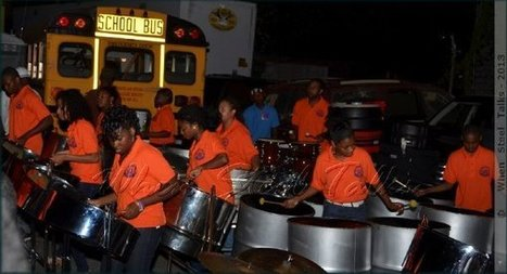 Pantonic Steel Orchestra 2013 Band Launch rounds out Pre-Panorama Music ... - When Steel Talks   Music Ensembles   Scoop.it