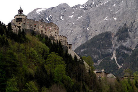 Hohenwerfen Castle, Austria | Ancient Castles & Monasteries | Scoop.it