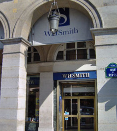 WHSmith Paris bookstore | French books | Scoop.it