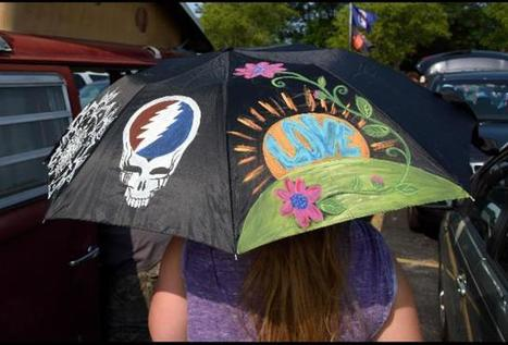 "The Grateful Dead Say ""Fare Thee Well"": Now That's A Media Brand! 