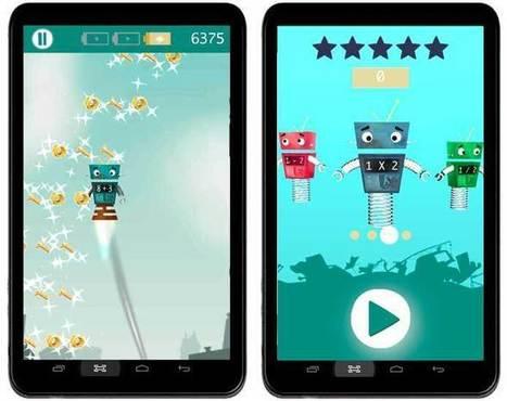 juego de matemáticas para la tablet | e-learning y moodle | Scoop.it