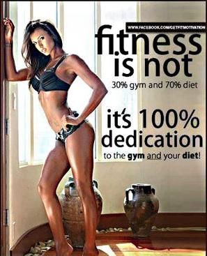 Diet and Dedication - GF Post | The Venus Factor | Scoop.it