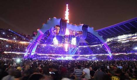 U2's 'massive carbon footprint' called into question | ZeroCarbonMusic | Scoop.it