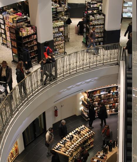 De mooiste warenhuizen van Parijs | BonjourParis.nl | Parijs | Scoop.it