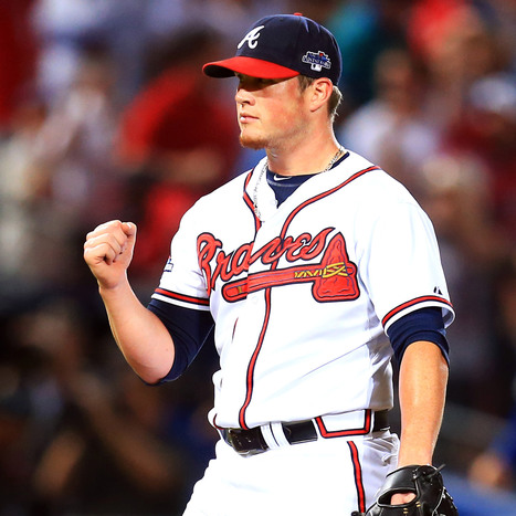 Braves closer Kimbrel agrees to $42M deal | ChopThoughts | Scoop.it
