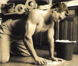 Les mecs qui font le ménage sont plus heureux que les autres | Un peu de tout... | Scoop.it