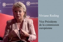 Why invest in networking, par Viviane Reding | Women's Forum for the Economy and Society | Scoop.it
