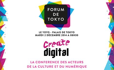 Forum de Tokyo : la conférence des acteurs de la culture et du numérique | Musique & Numérique | Scoop.it
