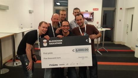 Medical Records Project Wins Top Prize at Blockchain Hackathon | El pulso de la eSalud | Scoop.it
