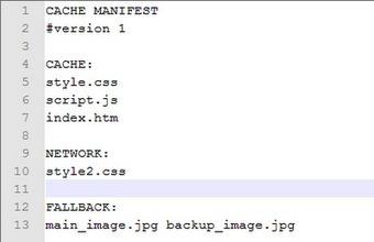HTML5 Offline Web applications as an afterthought in ASP.NET MVC   .Net Web Development   Scoop.it