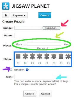 Jigsaw Planet: Crear puzles interactivos online | Herramientas TIC para el aula | Scoop.it