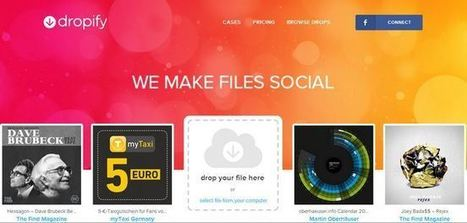 File-Sharing via Dropify Web Application | Tech to Follow | Scoop.it