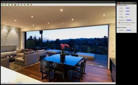 Software adjusts and enhances photo lighting post-capture   Lighting Ideas   Scoop.it