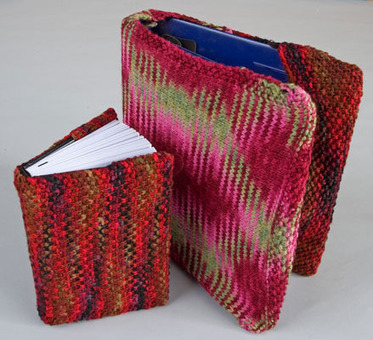 How to Knit a Book Cover - For Dummies | Library Inspiration | Scoop.it