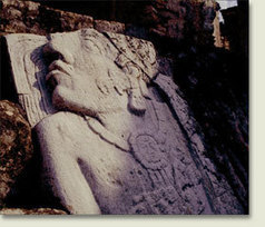 Escultura Maya | El misterio de la selva de los Mayas | Scoop.it