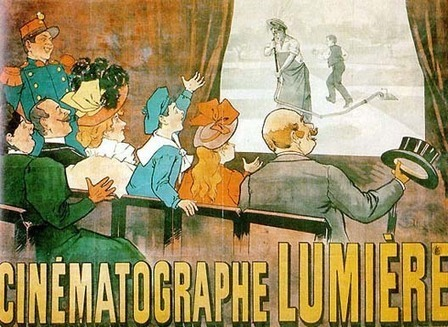 28 décembre 1895 - Première séance publique du 7e Art | Racines de l'Art | Scoop.it
