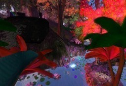 Calling Second Life Educators and Students: Research Study | 3D Virtual-Real Worlds: Ed Tech | Scoop.it