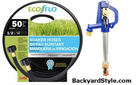 Backyard Style Pond Supplies & Lawn and Garden   Annie Haven   Haven Brand   Scoop.it