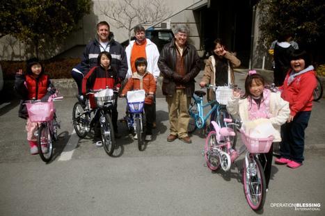 [Photo] Retrouver le sourire avec un nouveau vélo | Flickr - Photo Sharing! | Japon : séisme, tsunami & conséquences | Scoop.it