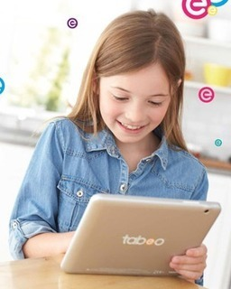 Tabeo e2 Tablet » Hot Christmas Toys 2013 | Tablets for Kids | Scoop.it