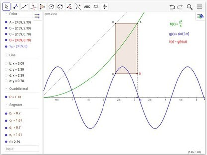 Geogebra- An Excellent Platform for Math and Science Teachers | Edtech PK-12 | Scoop.it