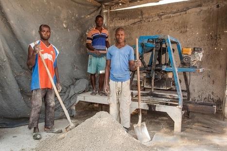 Haiti: Good Concrete is As Important as Good Curriculum | Haitian Education | Scoop.it
