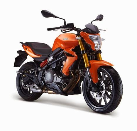 Benelli BN 302 - Grease n Gasoline | Sport | Scoop.it
