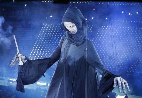 Cérémonie d'ouverture des JO : Voldemort, Cruella, Mary Poppins | LibraryLinks LiensBiblio | Scoop.it