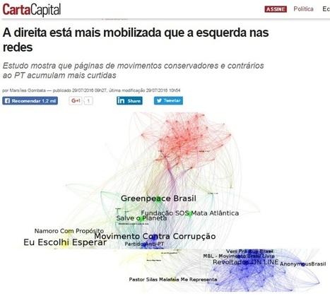 Movimentos pró impeachment disputarão eleições com recursos suspeitos | Blog da Cidadania | LuisCelsoLulaX | Scoop.it