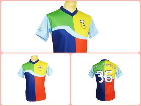 Les Farios XV dévoilent leur maillot pour la saison 2014-2015 ! | Maillot de Sport | Scoop.it