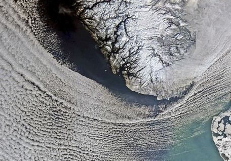 Mind-blowing Photographs of Earth Taken From Space | The Integral Landscape Café | Scoop.it