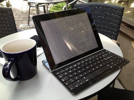 Test: Externa tangentbord till iPad   Daniel Åberg   Skolebibliotek   Scoop.it