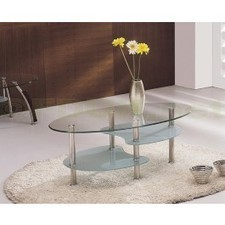 Giomani Designs Clear Coffee Table | Glass Coffee Tables | Scoop.it