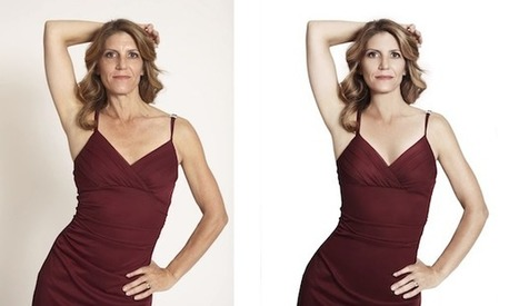 Women Given Photoshop Transformations Say They Prefer Their Before Images | Design, Photography, and Creativity | Scoop.it
