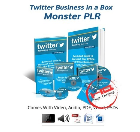 Twitter Business In A Box Review - 99% OFF WSO   IM Product Review - Special Offer - Giveaway   Scoop.it